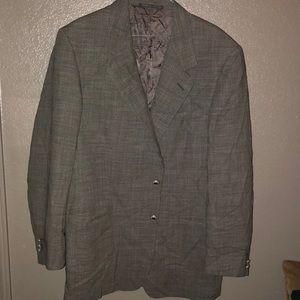 Versace V2 blazer jacket